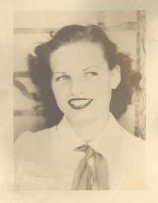 Mother at 18 in 1939